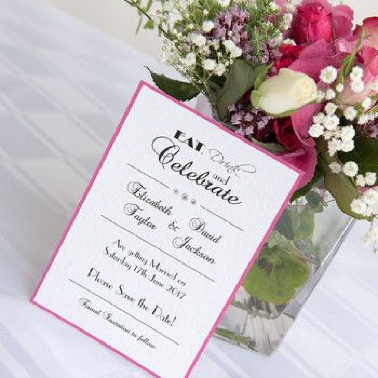 Wedding Stationery Handmade In Uk 1