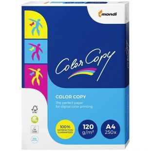 A4 Mondi Color Copy Paper White 120gsm | 250 Sheets