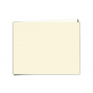 "7"" x 5"" Ivory Hemp Card Blanks"