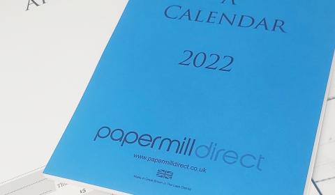 2022 Create-A-Calendar