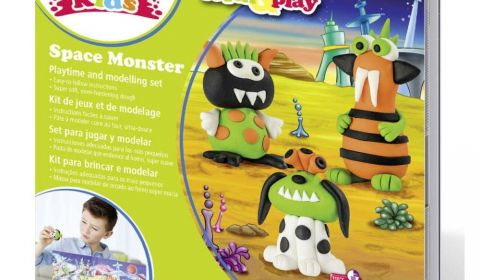 FIMO Kids Form & Play Set Space Monster