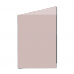 "5"" x 7"" Nude Sirio Colour Card Blanks"