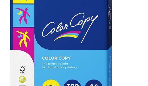 A4 Mondi Color Copy White 300gsm | 125 Sheets