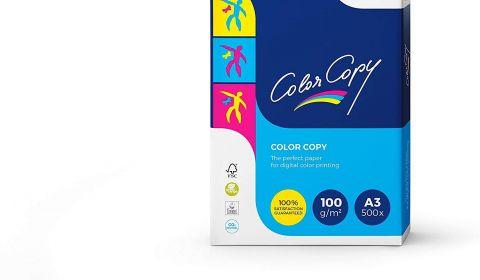 A3 Mondi Color Copy Paper White 100gsm | 500 Sheets