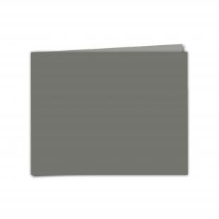 "7"" x 5"" Antracite Sirio Colour Card Blanks"