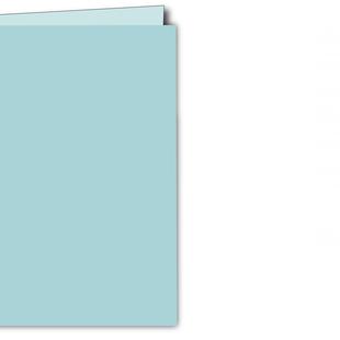 """7"""" x 5"""" Celeste Sirio Colour Card Blanks"""