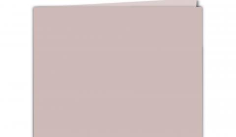 """7"""" x 5"""" Nude Sirio Colour Card Blanks"""