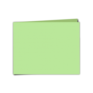 "Verde Woodstock Card Blanks Double sided 285gsm-5""x7""-Landscape"