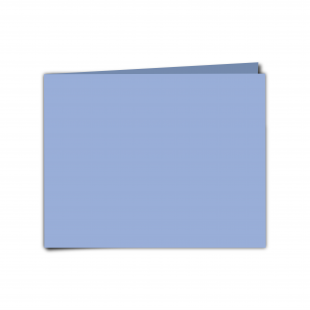 "7"" x 5"" Marine Blue Card Blanks"