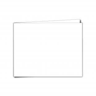 "7"" x 5"" White Hemp Card Blanks"