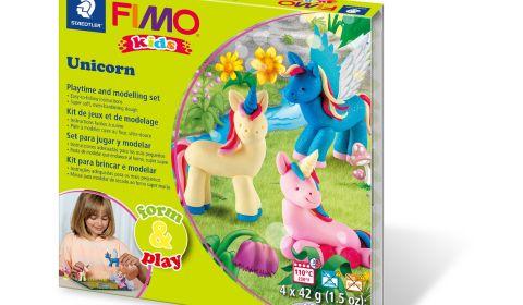 FIMO Kids Form & Play Set Unicorn
