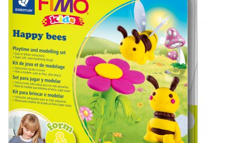 FIMO Kids Form & Play Set Happy Bees