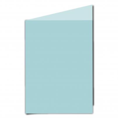 A5 Card Blank Celeste 01