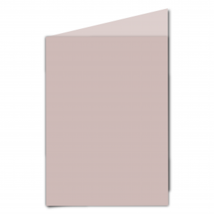A5 Portrait Nude Sirio Colour Card Blanks