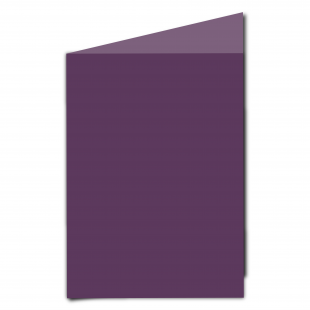 A5 Portrait Vino Sirio Colour Card Blanks
