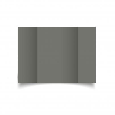 A5 Gate Fold Antracite 01