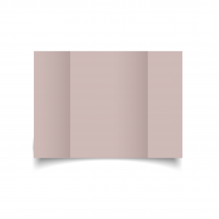 A5 Gatefold Nude Sirio Colour Card Blanks