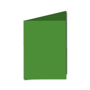 A6 Apple Green Card Blanks