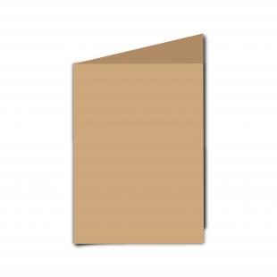 A6 Buff Card Blanks