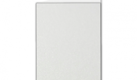 A6 Portrait Natural White Pearlised Card Blanks