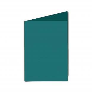A6 Teal Card Blanks