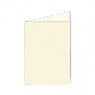 A6 Card Blank Ivory 01
