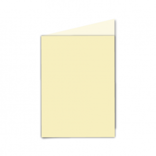 A6 Card Blank Rich Cream 01