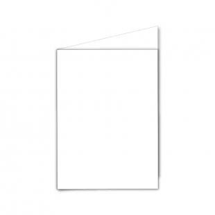 A6 Card Blank White 01