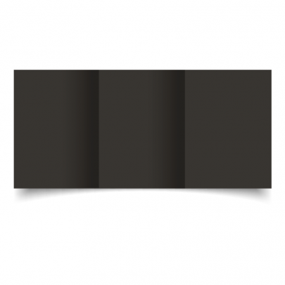 A6 Trifold Black 01