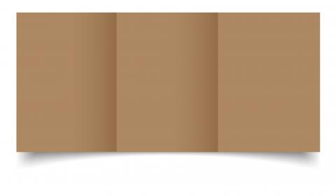 A6 Trifold Bruno Sirio Colour Card Blanks