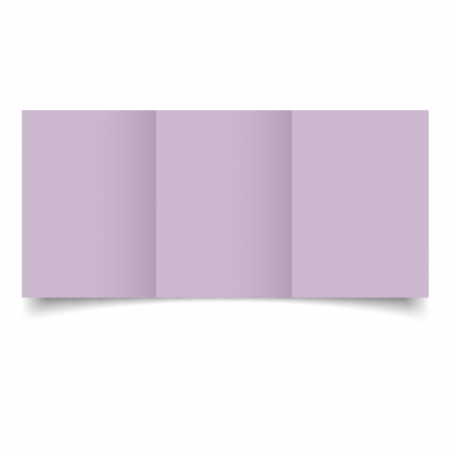 A6 Trifold Lilac 01