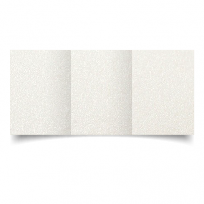 A6 Trifold Natural White Pearl 01