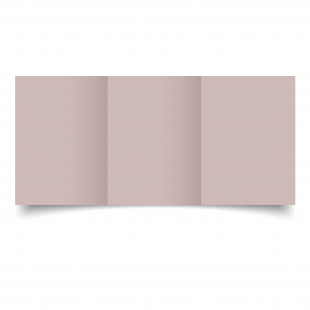 A6 Trifold Nude Sirio Colour Card Blanks