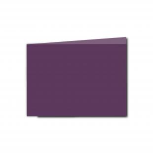 A6 Landscape Cashmere Sirio Colour Card Blanks