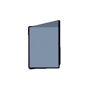 Acqua Materica Card Blanks Double Sided 250gsm-A7-Card Blank