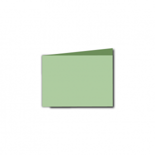 A7 Landscape Spring Green Card Blanks