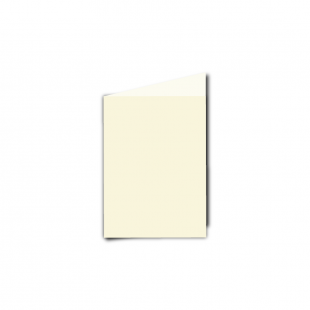 A7 Portrait Ivory Card Blanks