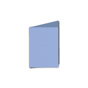 A7 Portrait Marine Blue Card Blanks