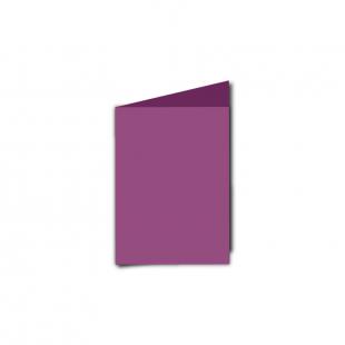 A7 Portrait Purple Grape Card Blanks