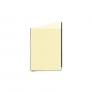 A7 Portrait Cream Card Blanks