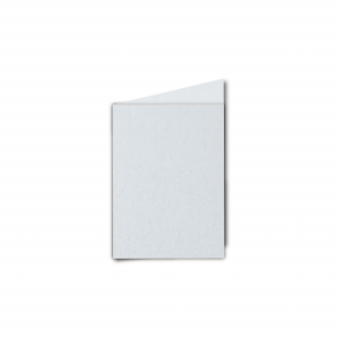 A7 Portrait Ultra White Pearlised Card Blanks