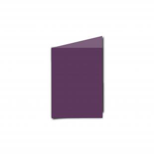 A7 Portrait Vino Sirio Colour Card Blanks