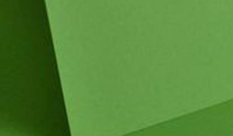 Apple Green Card Plain 240gsm