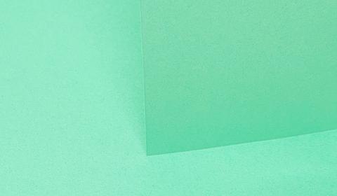 Aqua Blue Plain Card 240gsm