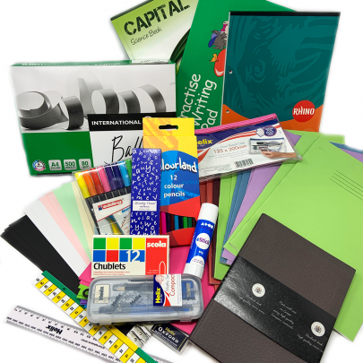 Box Of Stationery