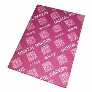 SRA3 Experia Digital Gloss 200gsm | 250 Sheets - Short Grain 450mm x 320mm​