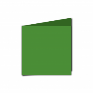 Apple Green Card Blanks Double Sided 240gsm-Small Square-Portrait