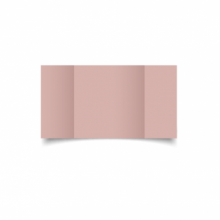 Baby Pink Card Blanks Double Sided 240gsm-Large Square-Gatefold