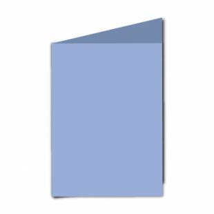 "Marine Blue Card Blanks Double Sided 240gsm-5""x7""-Portrait"