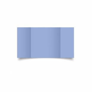 Marine Blue Card Blanks Double Sided 240gsm-Large Square-Gatefold